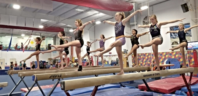 Everest Gymnastics 40